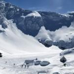 Risc însemnat de avalanşă la Bâlea Lac