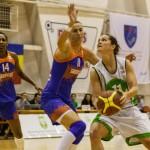 Începe play-off-ul Ligii Naţionale de baschet feminin