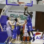 BC Mureș, la a 4-a victorie consecutivă în campionat