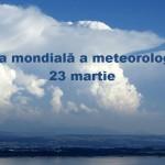 Ziua mondială a meteorologiei