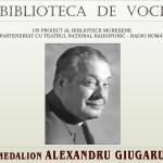 Afis-ALEXANDRU GIUGARU