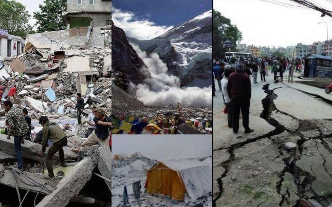 cutremur in Nepal
