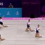Baku gimnastica aerobica