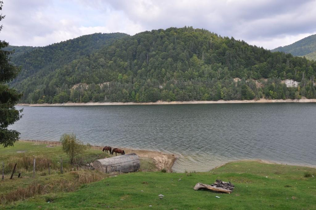 Lacul Vidrau