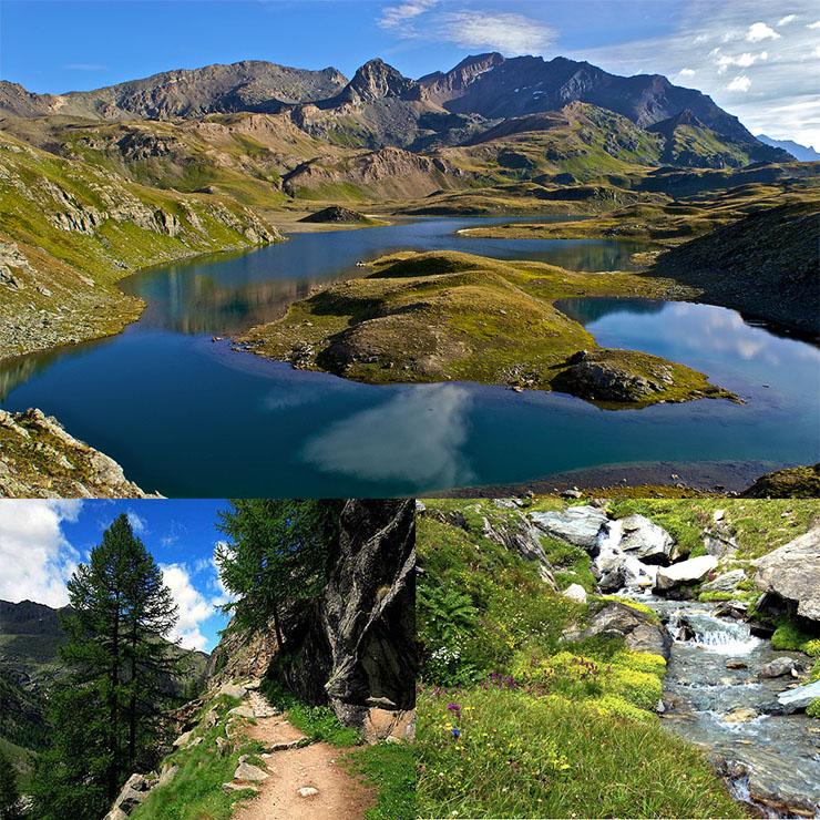 Gran Paradiso din Italia
