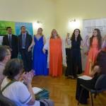 ICon Arts 2015, Concert Biertan, American Voices