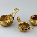 expozitie aurul si argintul Romaniei