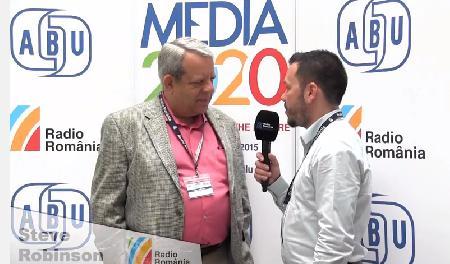 steve robinson Media 2020