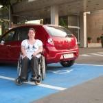 persoane dizabilitati permis