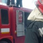 Harghiteancă rănită în explozie