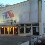 """Teatrul """"Andrei Mureşanu"""" din Sfântu Gheorghe"""