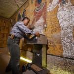 camera mortuara regina Nefertiti