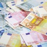 Foto: Pile of euros