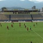 fotbal Brasov
