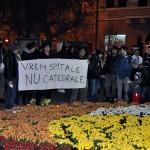 protest  prefectura 3
