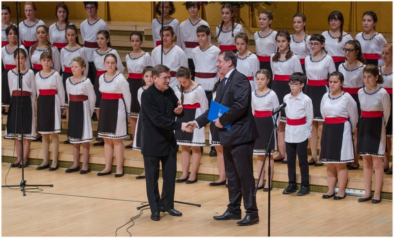 02. Corul de Copii Radio - Concert de Craciun - Foto. Alexandru Dolea
