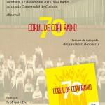 CoruldeCopiiRadio-70afis