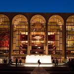 Mettropolitan Opera new york
