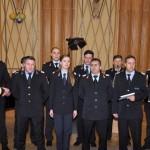 """colindatori grupul vocal-instrumental al Inspectoratului pentru Situaţii de Urgenţă """"Horea"""" al judeţului Mureş"""