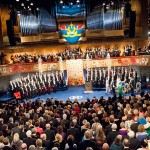 overview nobel prize ceremony