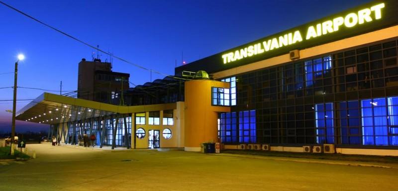 aeroport transilvania