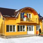 """Centrul social de recreere și socializare """"Victoria"""" din Târnăveni"""