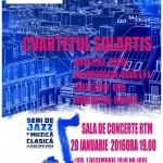 seri de jazz cvartetul solartis jpg