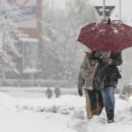Iarna in Timisoara