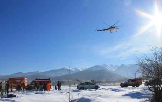 iarna elicopter