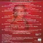 Opera - Panou Festival Mozart 2016