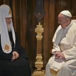 Papa-Francisc-Patriarhul-Kirill