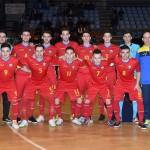 Romania Tineret futsal