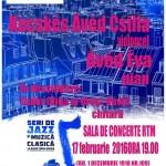 seri de jazz februarie 2016