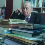 """Profesor universitar doctor inginer doctor """"Honoris Causa"""" Constantin Vasilică, membru al Academiei de Ştiinţe Agricole şi Silvice"""