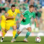 Soccer - UEFA European Championship Qualifying - Group F - Northern Ireland v Romania - Windsor Park