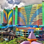 First World Hotel and Plaza din Genting Highlands, Malaysia