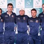 Foto: Romania Davis Cup Team