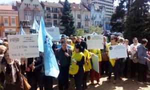 protest sindicalisti 2