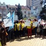 protest sindicalisti 3