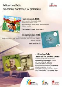 CasaRadio Bookfest