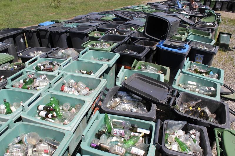 Foto: reciclaresticlaambalaj.ro