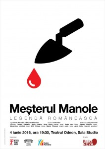 Mesterul Manole afis