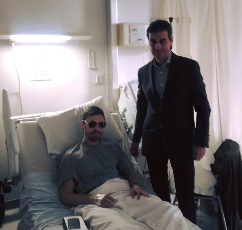 militarul-ranit-in-afganistan-vizitat-de-ministrul-mihnea-motoc