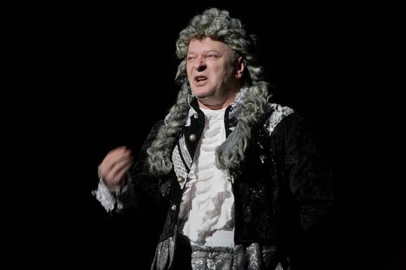 Foto:Teatrul Național Tîrgu-Mureș