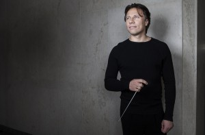 Kristjan Jarvi by Franck Ferville