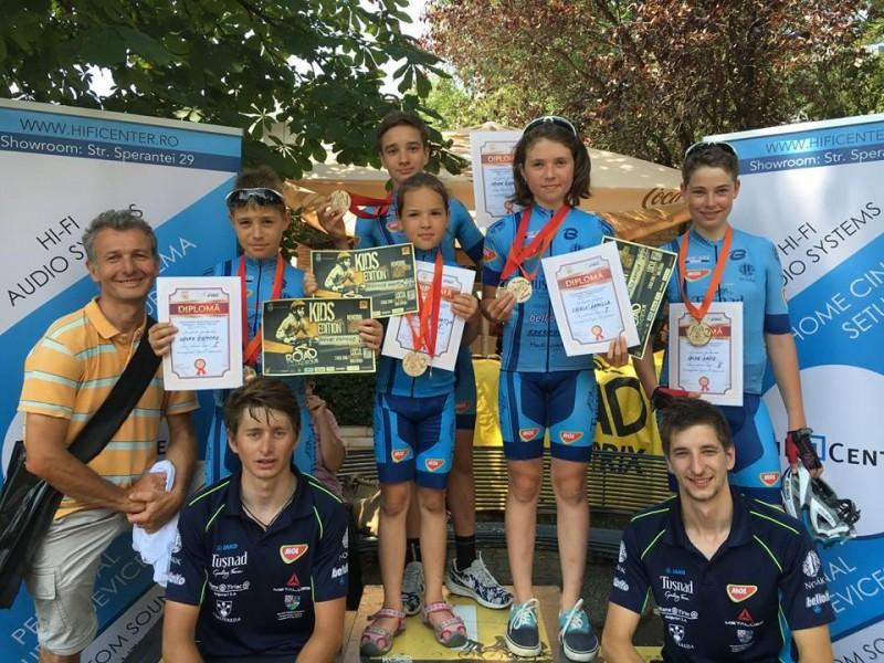 Foto: Tusnad Cycling Team/facebook