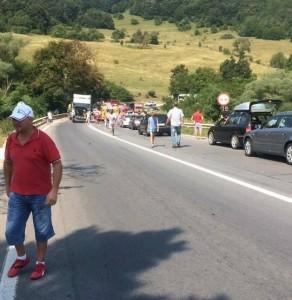 Foto: Info Trafic Targu Mures + Radare/Cristi Moldovan