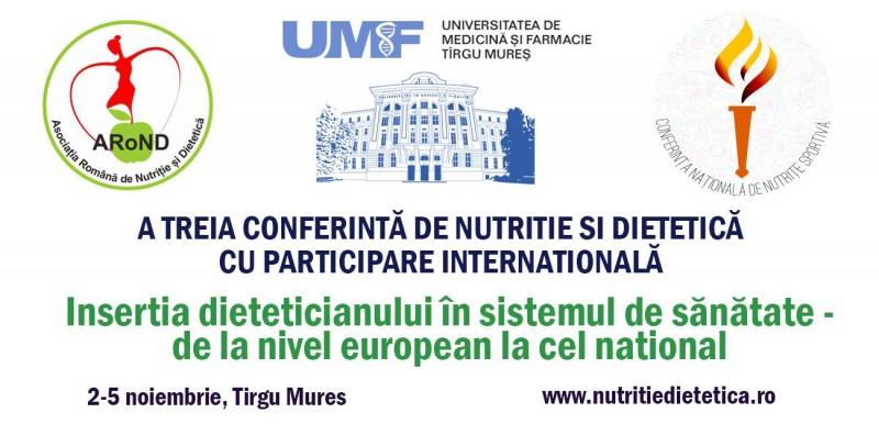Foto: facebook.com/Asociația Română de Nutriție și Dietetică