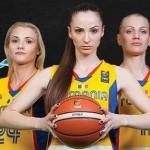 Foto: Echipa naţională de baschet feminin a României/facebook