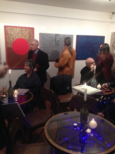 Galeria KronArt o expoziție de pictură aparținând fascinantei Claracarat